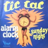 7 / ALARM CLOCK / TIC TAC / SUNDAY NIGHT
