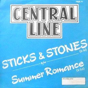 7 / CENTRAL LINE / STICKS & STONES / SUMMER ROMANCE