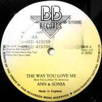 12 / ANN & SONIA / THE WAY YOU LOVE ME