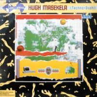 LP / HUGH MASEKELA / TECHNO-BUSH