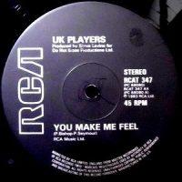 12 / U.K. PLAYERS / YOU MAKE ME FEEL / LANDSLIDE