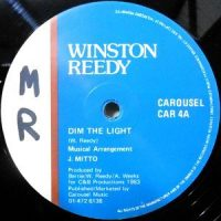 12 / WINSTON REEDY / DIM THE LIGHT