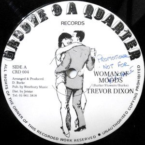 12 / TREVOR DIXON / WOMAN OF MOODS