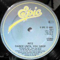 12 / RITZ / DANCE UNTIL YOU DROP (SPECIAL DISCO REMIX)