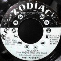 7 / RUBY ANDREWS / CASANOVA / I JUST DON'T BELIEVE IT