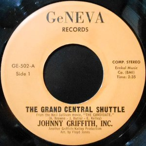 7 / JOHNNY GRIFFITH, INC. / THE GRAND CENTRAL SHUTTLE / MY LOVE