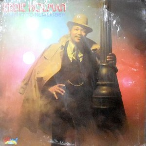 LP / EDDIE HOLMAN / A NIGHT TO REMEMBER
