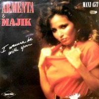 12 / ARMENTA & MAJIK / I WANNA BE WITH YOU / (PART 2 INSTR.)
