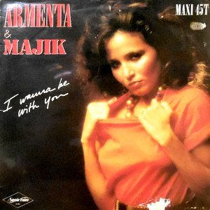 12 / ARMENTA & MAJIK / I WANNA BE WITH YOU / (PART 2 INSTR.)