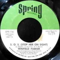 7 / WINFIELD PARKER / S. O. S. (STOP HER ON SIGHT)