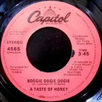 7 / TASTE OF HONEY / BOOGIE OOGIE OOGIE