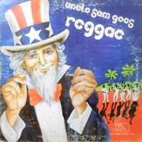 LP / V.A. / UNCLE SAM GOES REGGAE