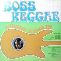 LP / ERNEST RANGLIN / BOSS REGGAE SOUNDS-RANGLIN