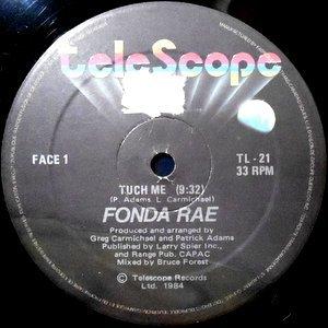 12 / FONDA RAE / TOUCH ME (TUCH ME)