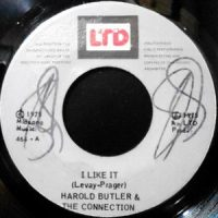 7 / HAROLD BUTLER & THE CONNECTION / I LIKE IT / DISCO MIX