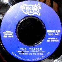7 / BOBBY KUBAN AND THE IN-MEN / THE TEASER / ALL I WANT