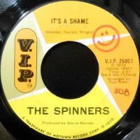 7 / SPINNERS / IT'S A SHAME