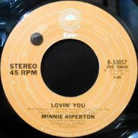 7 / MINNIE RIPERTON / LOVIN' YOU