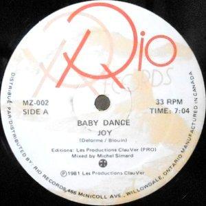 12 / JOY / BABY DANCE