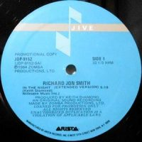 12 / RICHARD JON SMITH / IN THE NIGHT / I NEED YOU