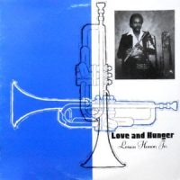 LP / LENON HONOR, JR. / LOVE AND HUNGER