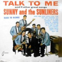 LP / SUNNY & THE SUNLINERS / TALK TO ME