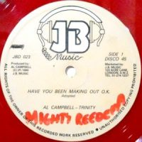 12 / AL CAMPBELL / HAVE YOU BEEN MAKING OUT O.K.