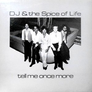 LP / DJ & THE SPICE OF LIFE / TELL ME ONCE MORE