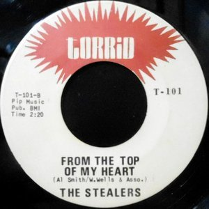 7 / STEALERS / FROM THE TOP OF MY HEART / IT MUST BE LOVE