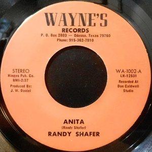 7 / RANDY SHAFER / ANITA / FOR JACKIE PT.19