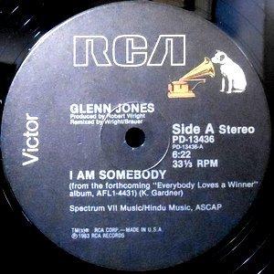 12 / GLENN JONES / I AM SOMEBODY