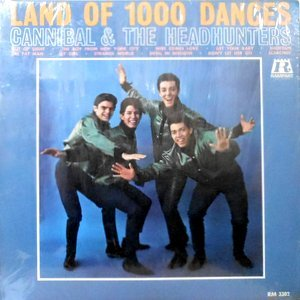 LP / CANNIBAL & THE HEADHUNTERS / LAND OF 1000 DANCES