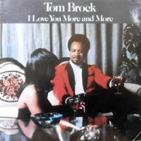 LP / TOM BROCK / I LOVE YOU MORE AND MORE