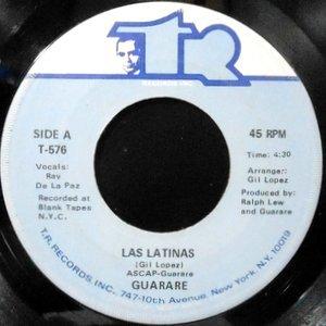 7 / GUARARE / LAS LATINAS / QUISIERRA
