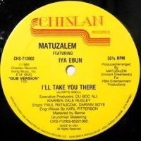 12 / MATUZALEM FEATURING IYA EBUN / I'LL TAKE YOU THERE