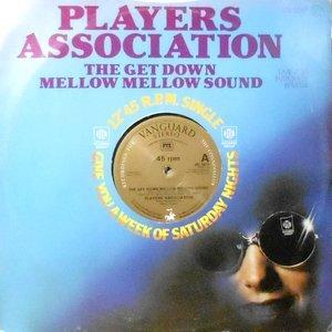 12 / PLAYERS ASSOCIATION / THE GET DOWN MELLOW MELLOW SOUND / MORE THAN A LITTLE BIT