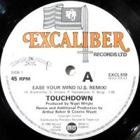 12 / TOUCHDOWN / EASE YOUR MIND (U.S. REMIX) / RITMO SUAVE