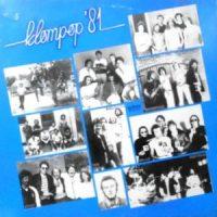 LP / V.A. / KLOMPOP '81