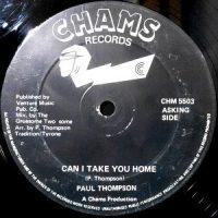 12 / PAUL THOMPSON / CAN I TAKE YOU HOME