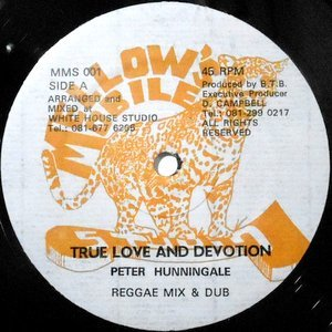 12 / PETER HUNNIGALE / TRUE LOVE AND DEVOTION (REGGAE MIX) / (SOUL MIX)