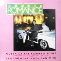 12 / MODERN ROMANCE / QUEEN OF THE RAPPING SCENE / CAN YOU MOVE (AMERICAN MIX)