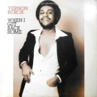 LP / VERNON BURCH / WHEN I GET BACK HOME