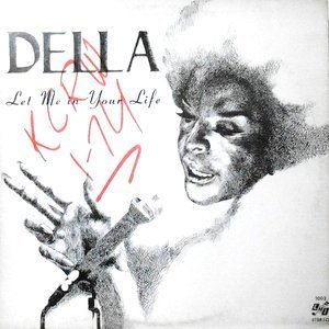 LP / DELLA REESE / LET ME IN YOUR LIFE