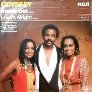 7 / ODYSSEY / INSIDE OUT / LOVE'S ALRIGHT