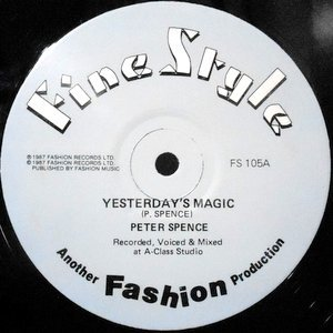 12 / PETER SPENCE / YESTERDAY'S MAGIC