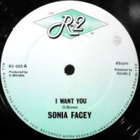 12 / SONIA FACEY / I WANT YOU