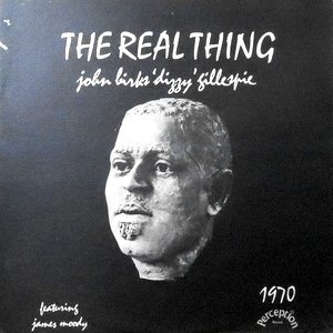 LP / DIZZY GILLESPIE / THE REAL THING