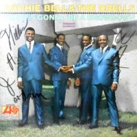 LP / ARCHIE BELL & THE DRELLS / THERE'S GONNA BE A SHOWDOWN