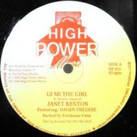 12 / JANET KENTON FEATURING DADDY FREDDIE / GI MI THE GIRL / GOLDEN TOUCH