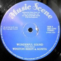 12 / WINSTON REEDY & AGNITA / WONDERFUL SOUND / ROCK AND CRY